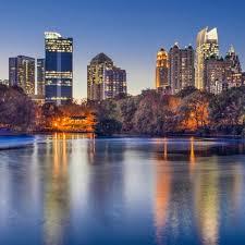 Atlanta GA downtown